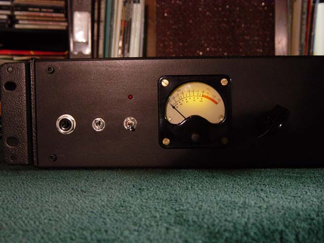 Don Hicks Slow Blow 5687 tube microphone preamp vs planet